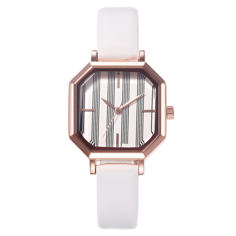 Hot Sale Casual Candy Watches Relogio Feminino Casual Simple Quartz Women's Wrist Watch Gift