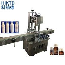 CE ISO полностью автоматическая Высококачественная укупорочная машина для пластиковых бутылок