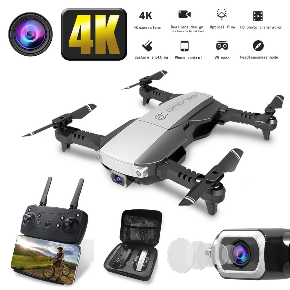 H3 Drone HD 4K 1080 WIFI Transmission 4K HD Camera Optical Flow Hover With For Rc Drone VR Mode Drones Quadcopter Dron Toy