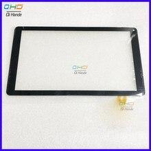 Novo painel de tela toque capacitivo para 10.1 inch inch polegadas logicom la tab 105 tablet digitador vidro sensor substituição frete grátis