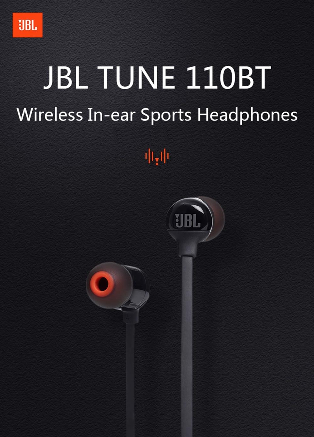 JBL TUNE 110BT Wireless in-ear headphones 4