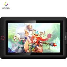 XP-Pen Artist15.6 pro desenho tablet gráfico monitor digital tablet animação desenho placa com 60 graus de inclinação função arte