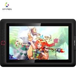Xp-Pen Artist15.6 Pro Tekening Tablet Grafische Monitor Digitale Tablet Animatie Tekentafel Met 60 Graden Van Tilt Functie art