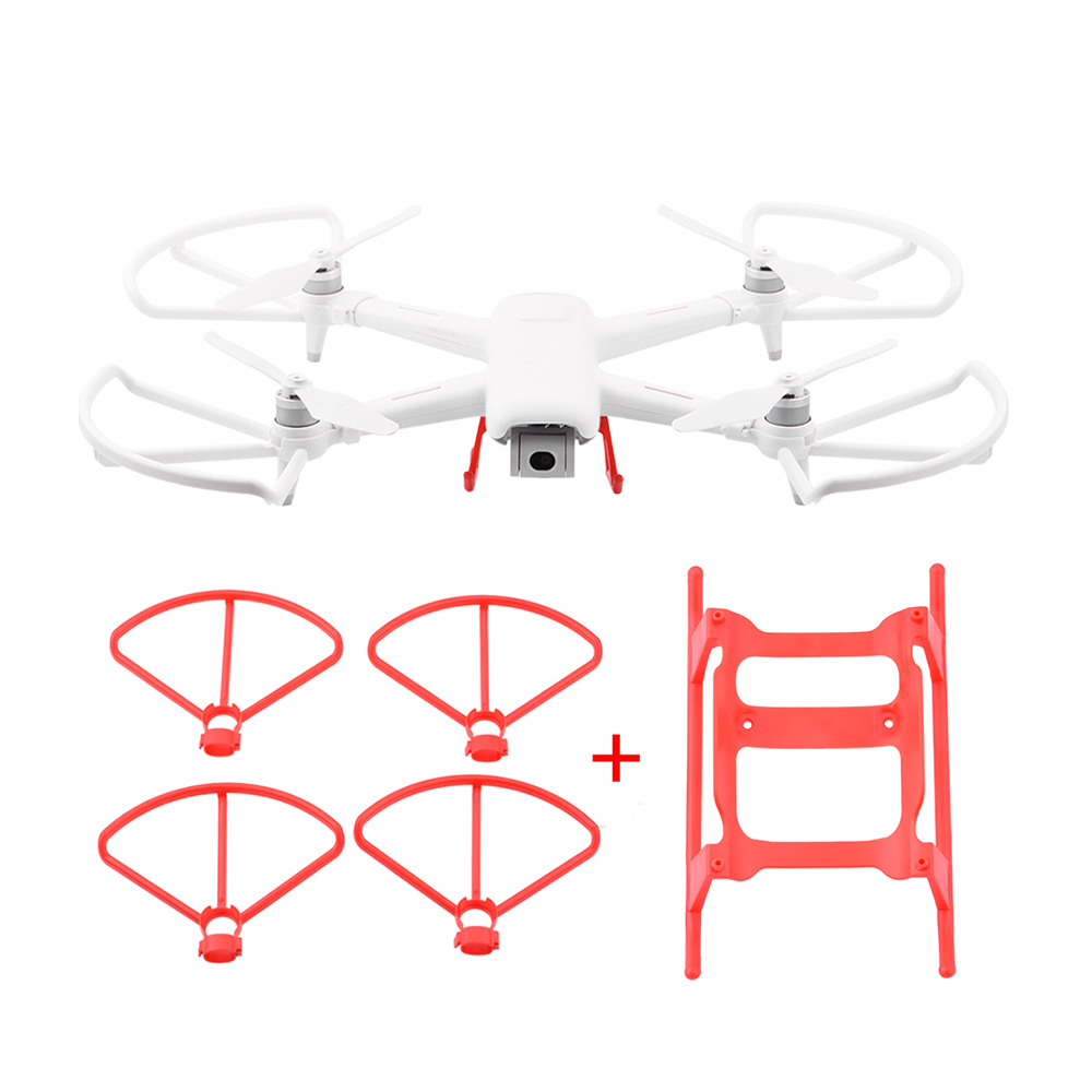 New Portable Non-slip Landing Skid Gear Kit Extended Heighten Leg Tripod For Xiaomi FIMI A3 RC Drone Protector Extend Accessory