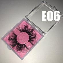 Bossgirl cílios 25 mm vison cílios fofos vison cílios atacado vison cílios longos cílios dramáticos grosso transporte da gota