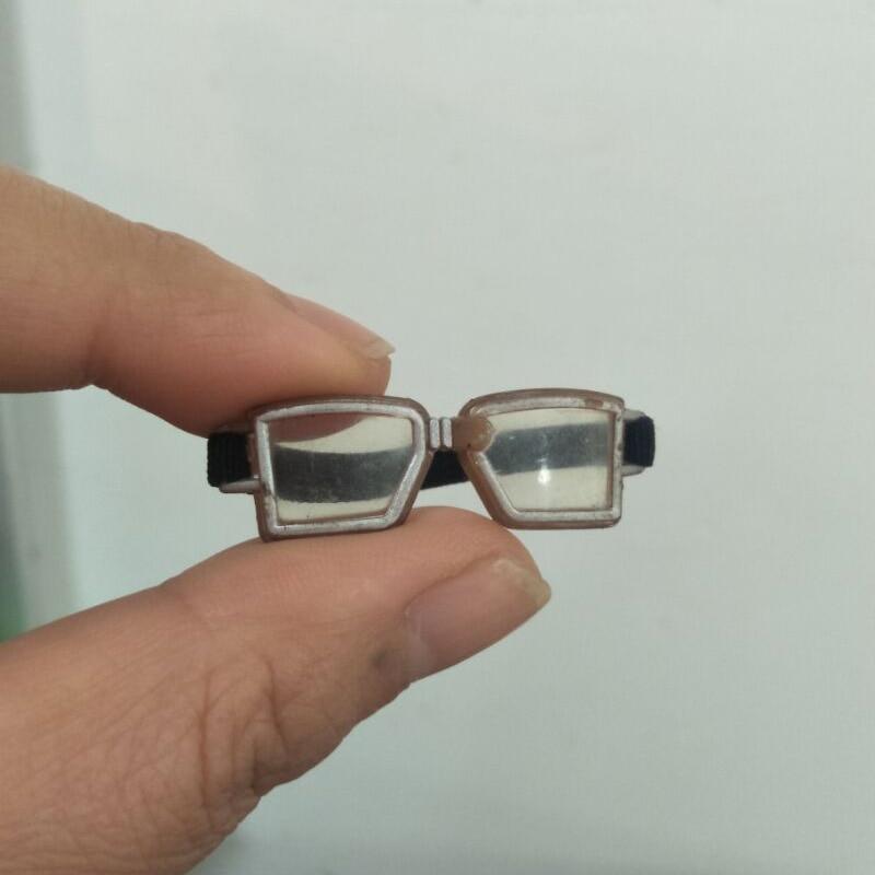 Transparent Goggles T19-15 1//6 Scale Action Figure