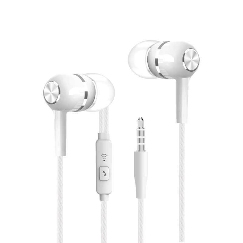 سماعات سماعات موسيقى ستيريو الألعاب سماعة للهاتف مع ميكروفون لجهاز الآيفون 5s 6 زائد الكمبيوتر