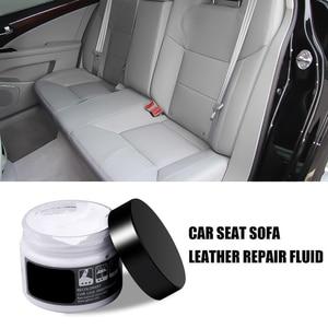 Image 4 - Car Care Kit Liquid Leather Skin Refurbish Repair Tool Auto Seat Sofa Coats Holes Scratch Cracks Restoration For Shoe For Car