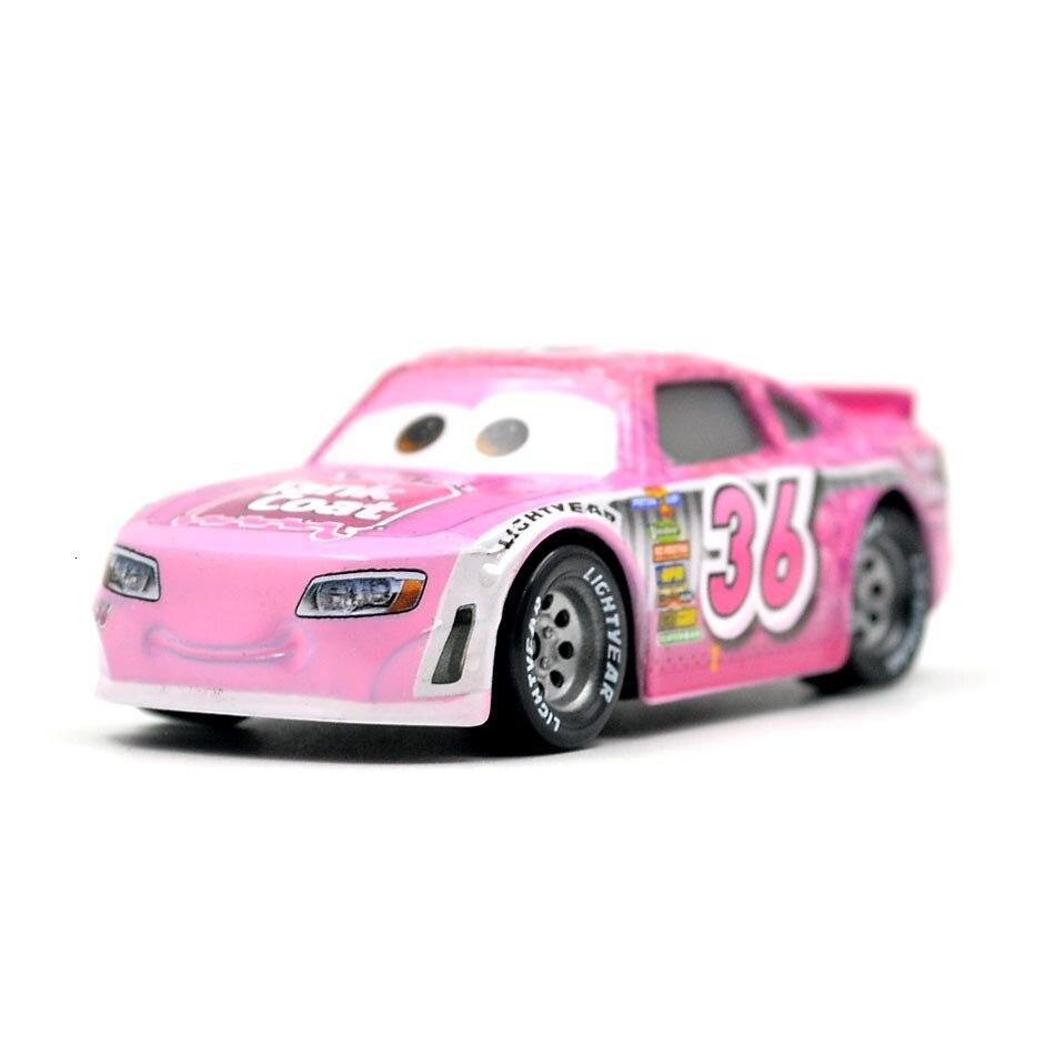 Disney Pixar Cars 3 21 стиль для детей Джексон шторм Высокое качество автомобиль подарок на день рождения сплав автомобиля игрушки модели персонажей из мультфильмов рождественские подарки - Цвет: 29