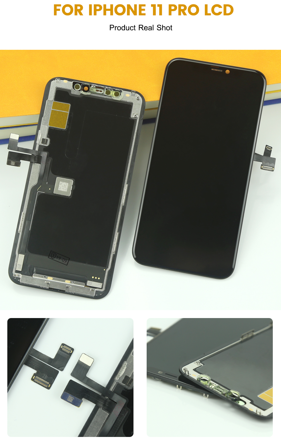 Max Digitizer Orignal Display 10