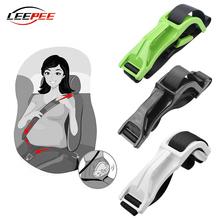 LEEPEE akcesoria samochodowe pas bezpieczeństwa jazdy pas bezpieczeństwa wygodne bezpieczeństwo ochraniacz brzucha dla kobiet w ciąży macierzyństwo Moms tanie tanio 18 5cm environment-friendly materials 196g 22494