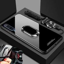 Чехол для телефона Huawei Honor 9x20, роскошный бампер с полной защитой, чехол для Honor 20 9x P20 P30 Pro Lite, Мягкий стеклянный чехол