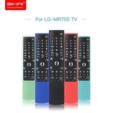 SIKAI Patent silikonowe etui na LG Smart TV MR700 pokrywa zdalnego sterowania do LG pełna funkcja standardowy pilot do telewizora AGF7866310