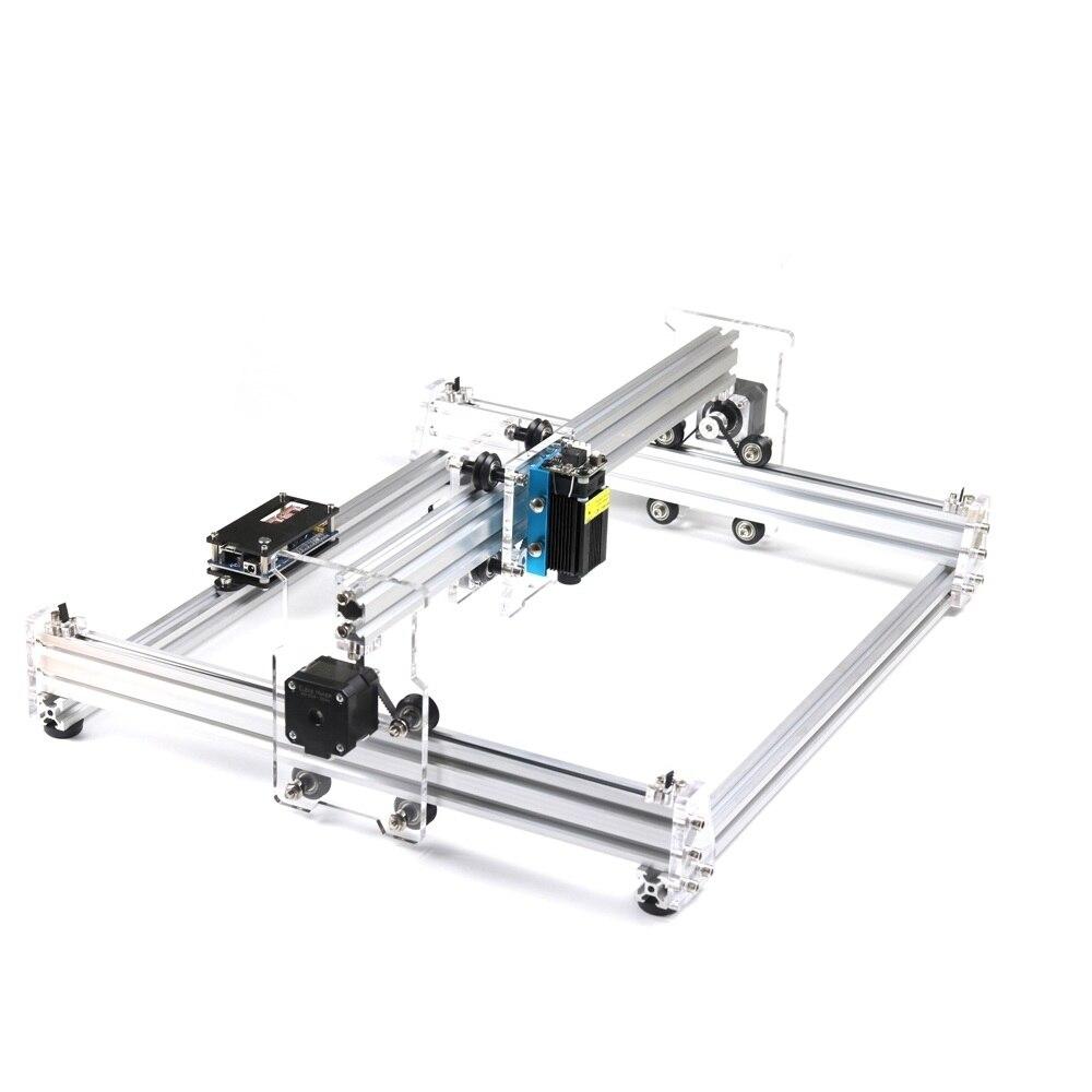 5500MW A3 Pro Mini Laser Engraving Machine 500MW 2500MW 30X38CM Work Area Wood Router DIY