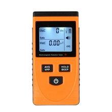 GM3120 тестер электромагнитного излучения измеритель цифровой ЖК-детектор излучения измеритель дозиметр счетчик измерения