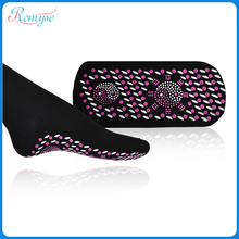 Турмалиновые Самонагревающиеся магнитные носки, артрит, массажер для ног, забота о здоровье, акупунктурные массажные инструменты
