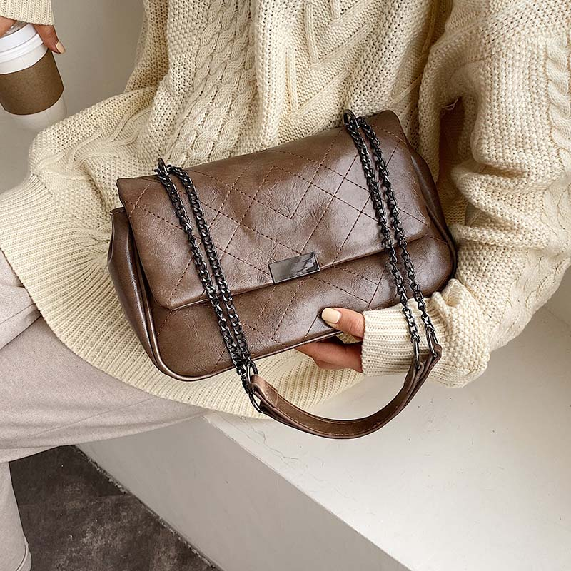 Solid Color PU Leather Crossbody Bags For Women 2020 Small Lady Shoulder Messenger Bag Female Travel Luxury Handbags