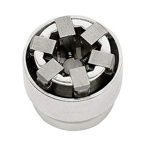 Image 5 - Clé multifonction adaptative, douille de fixation multi perceuse, acier au chrome, molybdène, outils à main