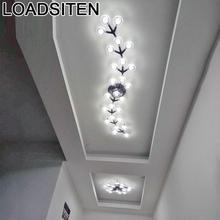 Lampada Avize Plafon Luminaria Lamp For Plafonnier Moderne Industrial Decor Lighting De Lampara Techo Living Room Ceiling Light