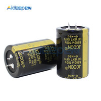 100V 6800UF 35*50MM Aluminum Electrolytic Capacitor 6800μF 100V 35x50mm|Capacitance Meters|Tools -