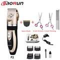 Baorun P2 Clippers Für Hunde Professional Pet Katze Gromming Trimmer Kit Wiederaufladbare Katzen Haarschnitt Maschine Haustiere Rasierer Für Tier|Hund-Haar-Trimmer|Heim und Garten -