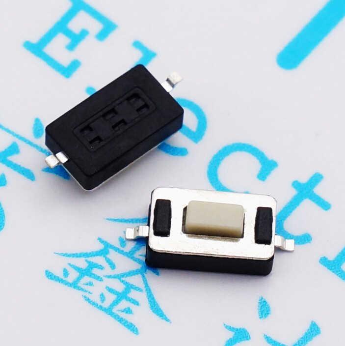3*6*2.5 LCD moniteur clavier SMD tactile bouton voiture télécommande clé Interrupteur Tablette cristal liquide