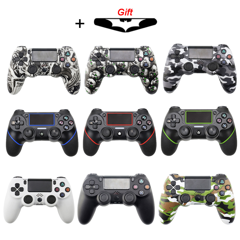 Nuovo Bluetooth 4.0 Per PS4 Controller Wireless Per PlayStation 4 Joystick Per Il Dualshock Gamepad Per SONY PS4 Per PS3 Console
