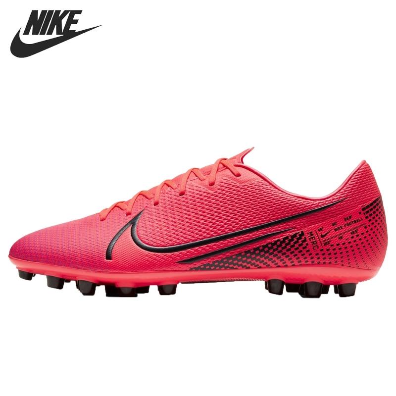 Original New Arrival  NIKE VAPOR 13 ACADEMY AG Men's Football Shoes Sneakers
