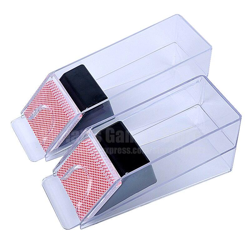 4-6-decks-font-b-poker-b-font-cards-shoes-playing-cards-sender-acrylic-dealer's-shoe-advanced-casino-robot-playing-card-manual-machine