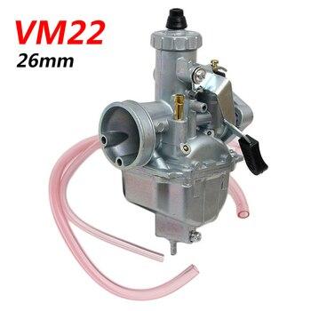 Carburador VM22 de 26mm para Mikuni Quad ATV Dirt Pit Lifan YX SSR CRF50 CRF70 140 125 110 cc, bicicleta ATV