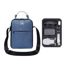 Impermeável oxford bolsa de ombro portátil eva carry estojo para dji mavic mini drone