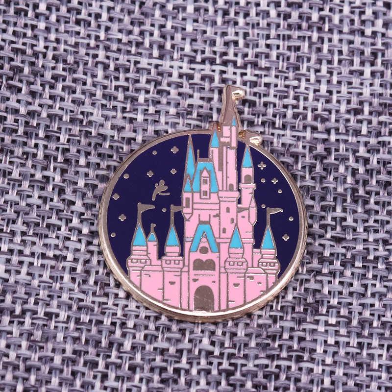 Fairy Tale Castle Bros Fantasi Magis Pastel Dekorasi
