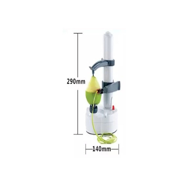 SuperPeeler - Automatic Stainless Steel Fruit, Vegetable and Potato Peeler Machine 22