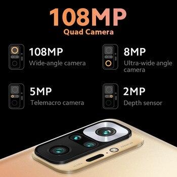 Смартфон Xiaomi Redmi Note 10 Pro, 64/128 ГБ 5