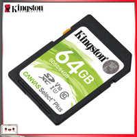 Tarjeta De Memoria SD De 64 GB, tarjeta De Memoria SD De Clase 10, tarjeta De almacenamiento SDXC, Memoria SD para cámara Sony Nikon