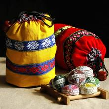 Tea-Brick Different-Flavors Pu'er Weight-Lose-Tea Tea-Health-Care Yunnan China for 50pcs