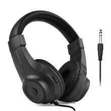 السلكية ستيريو رصد سماعات الإفراط في سمّاعة أذن 50 مللي متر سائق 6.5 مللي متر التوصيل لتسجيل مراقبة الموسيقى لعبة اللعب DJ