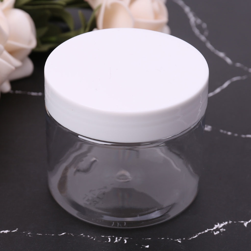 Container For Slime Clay Makeup Jar Cosmetic Pot Cream Bottle Nail Box