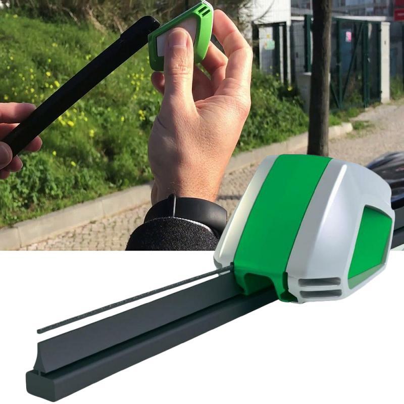 High Quality Windscreen Wiper Repair Cutting Individual Wiper Blades Wiperblade Cutter Windshield Rubber Regroove Tool