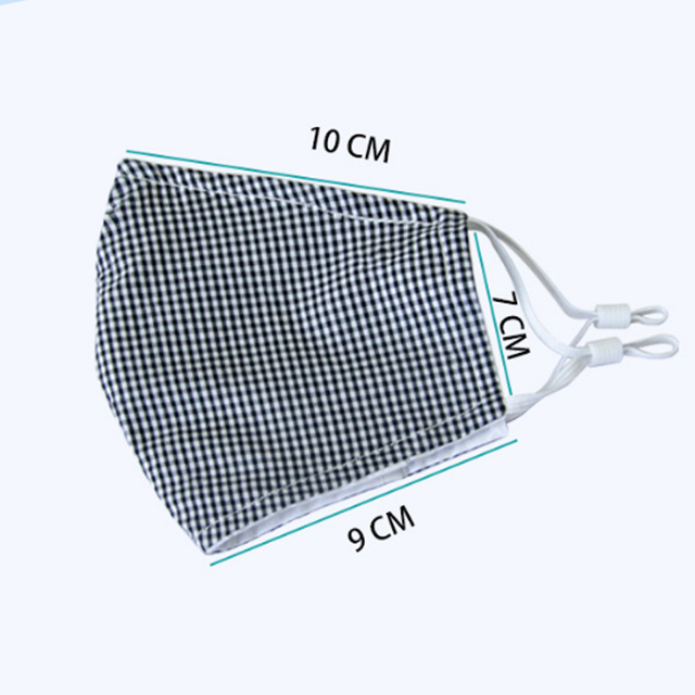 Kn95 respirator replaceable PM2.5 filter element non-woven filter 3