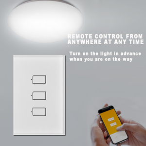Image 2 - Настенный высветильник ель Broadlink TC2S с Wi Fi и сенсорным управлением, 110 В, 220 В