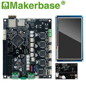 Image 5 - Makerbase 32 bit Cloned duet 2 wifi V1.04 Control Board Duex5 V0.9a  with  4.3 or 7.0 Pandue touch screen for 3d printer parts