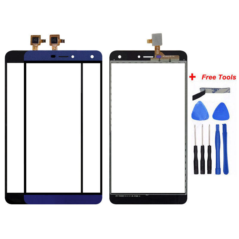 5.7''For Oukitel U11 Plus Touch Screen Digitizer Sensor Touch Panel Assembly Replacement For Oukitel U11 Plus Screen +Tools