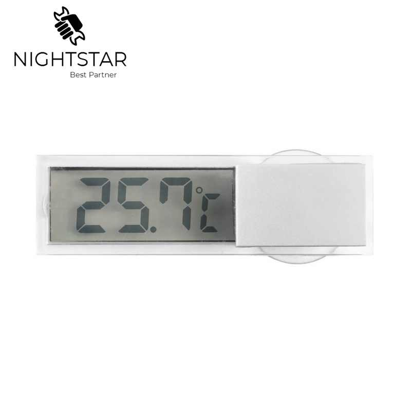 Mini Indoor Car Startseite LCD Digitalanzeige Raumtemperatur Meter Thermometer