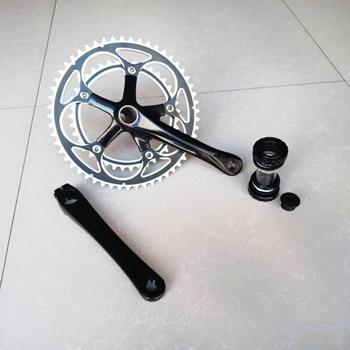 53/39T Road Bicycle Crank Set BCD130MM CNC Untralight Crank Arm MTB/Road Bicycle Crankset Crank for Bicycle Accessories