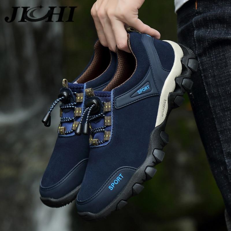 Autumn Men shoes fashion design Lightweight breathable Men