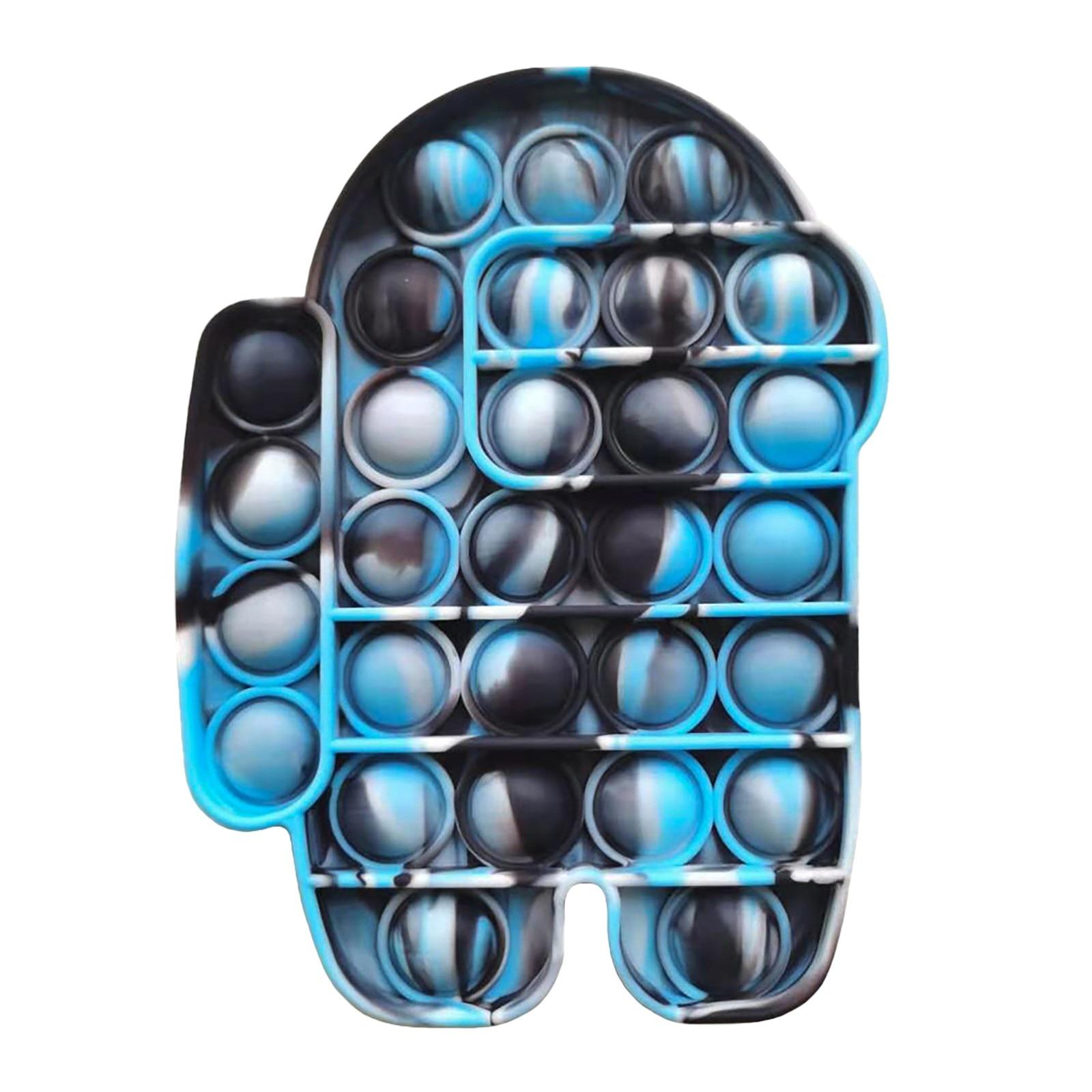 Fitget Spielzeug Pop Es Spiel Für Erwachsene Kid Push Blase Zappeln Sensorischen Spielzeug Autismus Spezielle Bedürfnisse Stressabbau Popoit Figet speelgoed