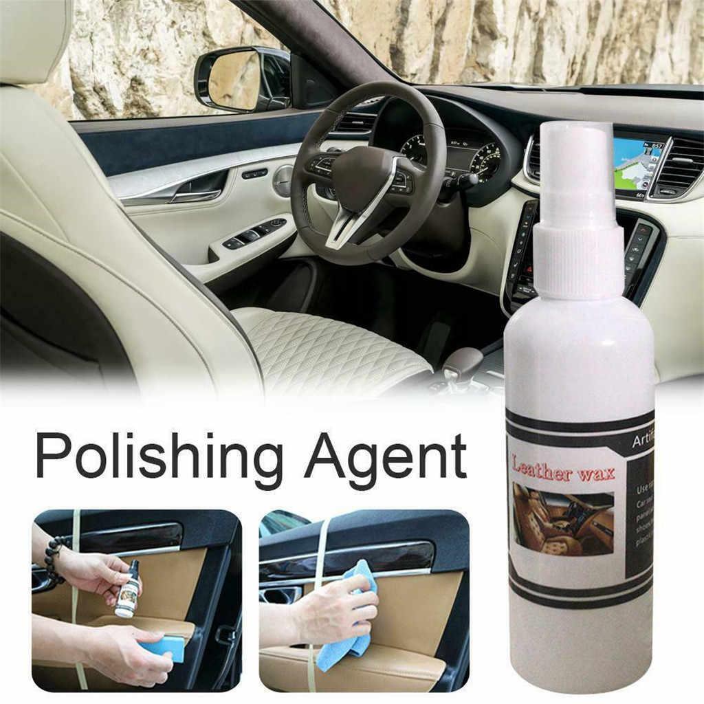 Akcesoria kuchenne Auto skóra odnowiony powłoka wklej środek konserwacji Seat pielęgnacja samochodu 30/100Ml najlepiej sprzedających się 2019 produktów