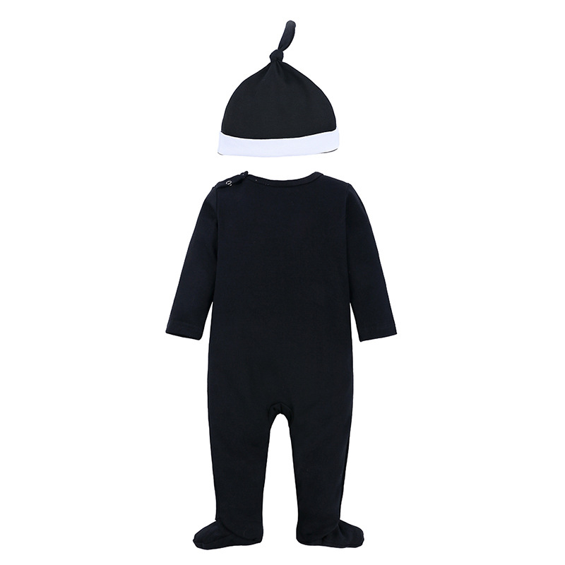 Baby Clothes 2019 Autumn Halloween New 0-2 Years Old Baby Long Sleeve Jumpsuit Toddler Romper Baby Cartoon Baby Girl Rompers
