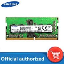 Ram 4g 8g 8g 16g ddr4 da memória do caderno do pino 2666v 3200 v dimm de samsung ram 8gb 16gb 32gb pc4 260 mhz 1.2 mhz 2666-